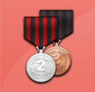 We've won Heart Internet's Bronze & Silver Awards – now we're going for Gold!