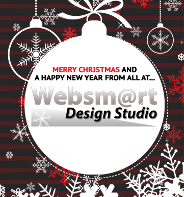 We wish you a Webby Christmas!