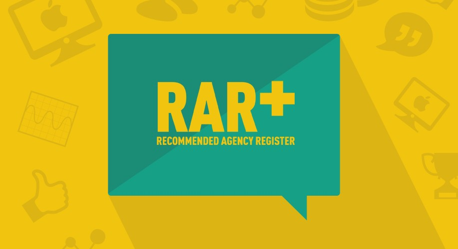 RAR Awards – Nominated for Awards Two Years in a Row