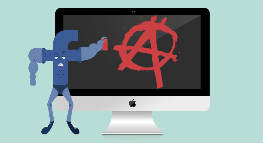 How to protect your accounts from digital vandalism